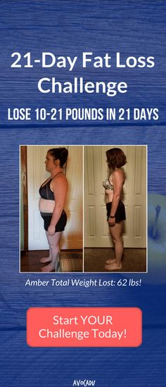 21-Day Fat Loss Challenge Banner