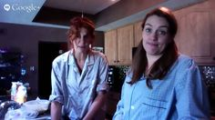 It was my turn for the recipe and it was so tasty too. Want to laugh out loud.. watch now!