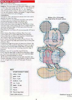 Mickey's House TBC 2/4
