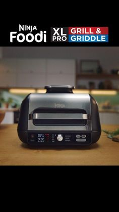 Ninja Kitchen, Kitchen Grill, Kitchen Utensils, Diy Kitchen, Kitchen Tools, Air Fry Recipes, Grilling Recipes, Grilling Ideas, Blender Food Processor