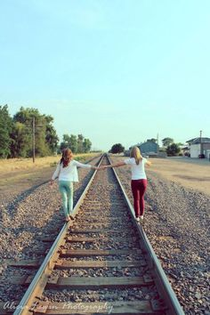 Definitely want me and my best friend to do this for my senior pics.