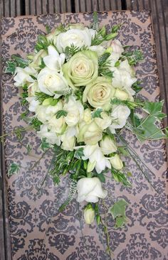 Bridal Bouquets Wedding Flowers - Andrew Fleming Florist