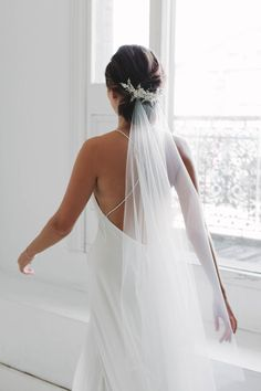 3 steps to finding your perfect wedding veil | TANIA MARAS