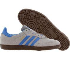 Aluminium and Fresh Blue Sambas Adidas Og, Adidas Samba, Adidas Sneakers, Lance Mcclain Voltron, Adidas Runners, Football Casuals, Best Shoes For Men, Running Sneakers, Shoe Box