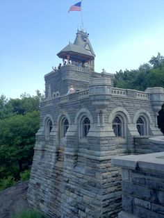 Belvedere Castle is great gem for a #playdate in Central Park. Throughout the year, various events are hosted here like birding events, astronomy talks, storytelling, and even a haunted castle event every Halloween. For more information, click here: http://www.centralpark.com/guide/attractions/belvedere-castle.html