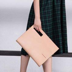 Genuine Leather handbag hand stitched handmade shoulder bag crossbody bag clutch purse for women