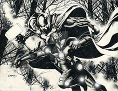 Battle Assault by Jimbo Salgado