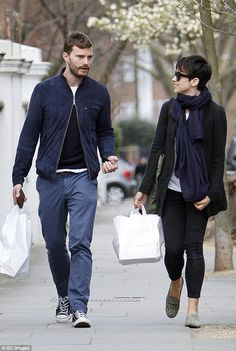 Image result for rare pictures of jamie dornan