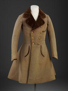 Edwardian frock coat