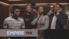 1x8 The Lyon family gathers to record the track, and Cookie even joins Hakeem, Jamal, and Lucious for the chorus. The family seems ridiculously happy together, like they're ready to travel America in a minivan and make silly home videos,...