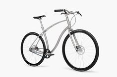 Budnitz Bicycles No.1 - Our flagship Model No.1 is our fastest bicycle, our lightest bicycle and the bicycle that...