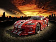 Dodge Viper Le Mans