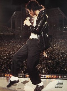 billie jean live -  I love this photo ❤