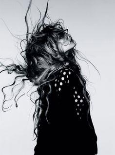 Magdalena Frackowiak by Ben Hassett for Vogue