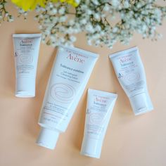 Avéne Tolérance EXTRÊME - the new range from Avéne is ideal for those with sensitive skin like me as it contains minimal ingredients for minimal irritation #rosacea