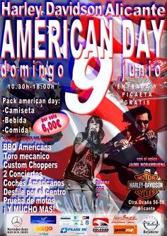 cantelarplus15protect dia americano en alicante 9 de junio harley davidson #yecla #motor #alicante @yeclacapital