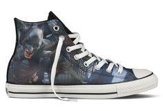 Les #Converse The Dark Knight Rises #TDKR #Batman