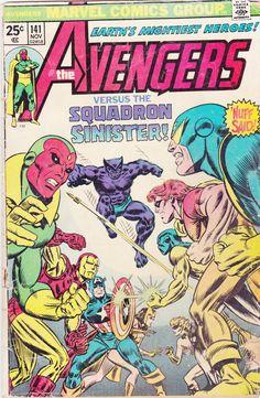 The Avengers No. 141