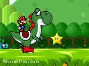 Play Yoshi Adventure 2