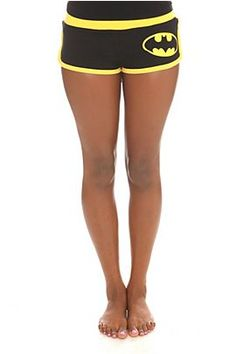 I'm not really down with Bikini Bottoms...but I'd totally wear these shorts with the Batman bikini top. Actually, maybe I should just get 2...or 4...or 6...or ALL of them