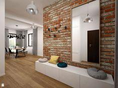 Hol / Przedpokój styl Skandynawski - zdjęcie od BIG IDEA studio projektowe - Hol / Przedpokój - Styl Skandynawski - BIG IDEA studio projektowe