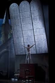 Turn of the screw stage set Opera North - Google Search