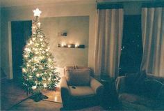 I really love christmas and the cozy atmosphere
