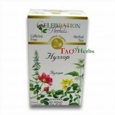 Hyssop Tea  Certified Organic  24 teabags >>> You can get additional details at the image link. (This is an affiliate link and I receive a commission for the sales)
