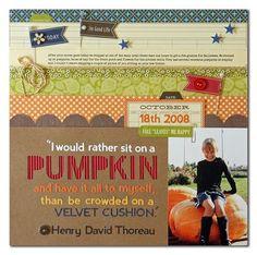 Pumpkin by Summer Fullerton