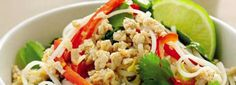 Chicken and Noodle Rice Recipe
