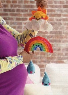 LOVE THIS! wish I could crochet!