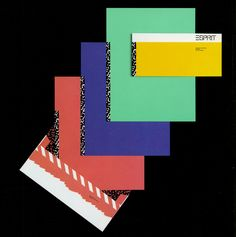 There are some books that are quoted, referenced, or photographed so often in our line of work that they begin to feel like touchstones for design-world enthusiasts all over the world. The Nathalie du Pasquier–illustrated Leonard Koren bible Arranging Things: A Rhetoric of Object Placement is of those such books; the late-'90s graphic-design manifesto Tibor Kalman: Perverse Optimist is another. But recently, another book has begun popping up no matter where we look. Esprit: The Comprehens...