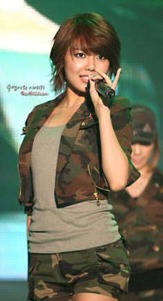 Sooyoung // Genie era