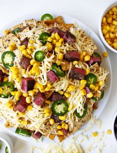 Stack the toppings high for a way better colorful presentation that's sure to…