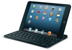 This is an amazing keyboard for your iPad Mini! Check it out!