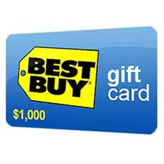 Free Best Buy Gift Cards!!@!@!@ | Other Stuff | Pinterest