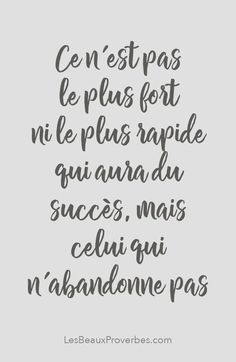Citation motivante matin - New Ideas Positive Attitude, Positive Vibes, Positive Quotes, Happy Quotes, Motivational Quotes, Life Quotes, Inspirational Quotes, Quote Citation, French Quotes