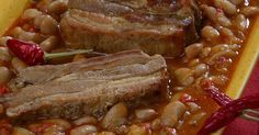 Meat Recipes, Cooking Recipes, Hungarian Recipes, Pressure Cooker Recipes, Main Dishes, Steak, Bacon, Food And Drink, Pork