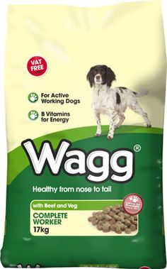 Wagg Dog Food Protein