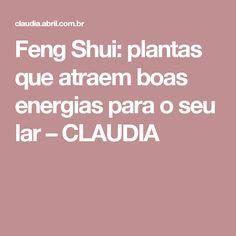 Feng Shui: plantas que atraem boas energias para o seu lar – CLAUDIA