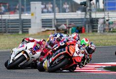 Aprilia Racing Superbike: Misano, Italia