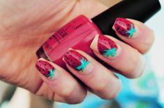 Summer Nail Art Ideas Summer Nail Art Favorites by Orlando Makeup Artist and LA Makeup Artist – Amber Norell