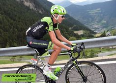 Cannondale-Garmin Pro Cycling Team » Vuelta a Espana, stage 11