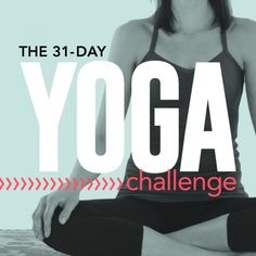 March Challenge: 31-Day Yoga Challenge