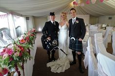 Fantastic day today meeting the newly married Naomi & Peter as they arrived at Oxwich Bay Hotel in the Gower, for their Wedding Reception. They were married earlier in Bryncoch Church Neath. I was a complete surprise for the Bride, Groom & Guests on arrival. Bagpipes continued during drinks & photographs, before leading the happy couple into the Wedding Breakfast :-)   #SouthWales #Bagpipes #Cardiff #NewportWales #Newport #Torfaen #Swansea #Chepstow #Bridgend #Carmarthen #Hereford #Bristol