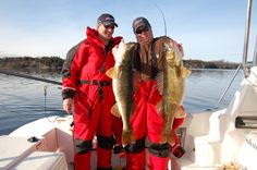 Bay of Quinte Fishing Charters - Bay of Quinte Tourism