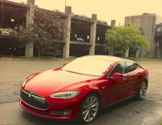 Is the Tesla Model S the Most Important Car of the 21st Century? | Style | Vanity Fair