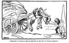 Treaty Of Versailles Political Cartoons   Group page (full view): Treaty of Versailles - The British Cartoon ...