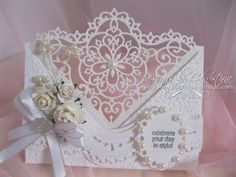 Flowers, Ribbons and Pearls: Perfect for a Wedding ....