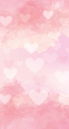 #hearts #pink #hazy #wallpaper #background #iphone #hd